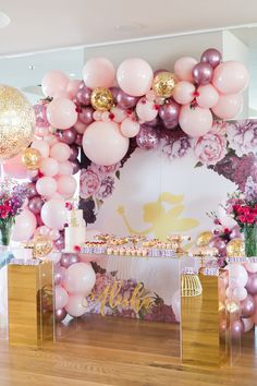 ALISHA'S TOUCH OF MAGIC BIRTHDAY