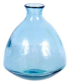 Look at this #zulilyfind! Light Blue Small Round Jar #zulilyfinds