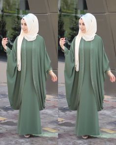 New Winter Colorful Hijab Collection for Young Girls Muslim Women Fashion, Islamic Fashion, Modest Fashion, Abaya Fashion, Fashion Dresses, Hijab Style Dress, Hijab Chic, Hijab Outfit, Hijab Collection