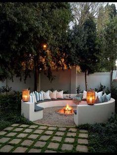 385 Best Garden Fireplace Images In 2020 Backyard Outdoor Fire