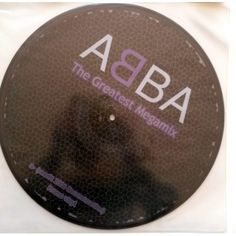 Abba - The greatest mégamix (picture disc) 2006