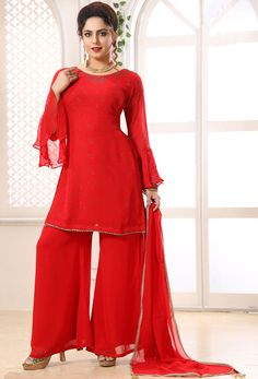 At Nikvik, we have a #huge #collection of the #Readymade #Salwar Kameez suits in a variety of styles.  #Nikvik is the #bestseller of Readymade Salwar #Kameez #suit in #USA #AUSTRALIA #CANADA #UAE #UK Readymade Salwar Kameez, Salwar Kameez Online, Churidar, Palazzo Dress, Palazzo Suit, Anarkali, Lehenga, Special Dresses, Indian Suits