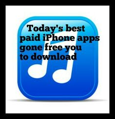 Today's best paid iPhone apps gone free you to download  https://sbrknowledge.blogspot.in/2017/01/todays-best-paid-iphone-apps-gone-free.html?m=1