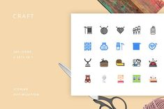 Craft 200 by Last Spark on @creativemarket