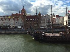 In Gdansk for the Baltic Sea Tourism Forum that starts tomorrow. Guess I'll check out the city in the meantime.