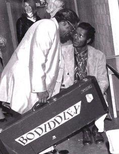 Bo Diddley & Chuck Berry