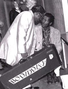 Bo Didley & Chuck Berry