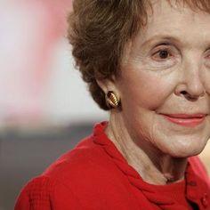 Viral: Former First Lady Nancy Reagan Dies at 94