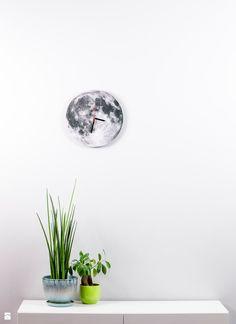 Piąty pokój: Tutorial DIY: Księżycowy zegar [video]