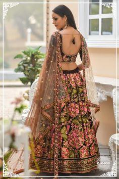 --->Kinas Designer is your one-stop shop for all types of Bridal Wear Collection. --->For more information contact us (Call/Whatsapp): +91 78028 85280 #lehenga #bridallehenga #weddinglenega #designerlehenga #lehengacholi #indianwedding #indianfashion #indianbride #weddingdress #bridalwear #bridal #indianwear#anarkalilehenga #bride #instafashion #style #traditionallehenga#india #sabyasanchi #manishmalhotra #handworklehenga Designer Bridal Lehenga, Indian Bridal Lehenga, Indian Sarees, Pakistani, Lehenga Skirt, Silk Lehenga, Indian Wedding Outfits, Indian Outfits, Indian Clothes