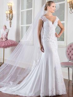 Vestido de noiva modelo: Ballet 11