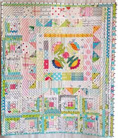 Scrap Happy quilt | Flickr - Photo Sharing!