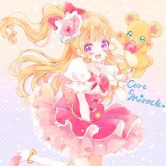 Mahou Tsukai Precure!, Asahina Mirai, Cure Miracle