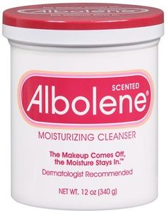 Albolene Moisturizing Cleanser Scented 12 oz *** Read more reviews of the product by visiting the link on the image. (Note:Amazon affiliate link) Makeup Remover Towel, Homemade Makeup Remover, Remove Makeup From Clothes, Neutrogena, Eyelash Extensions, Cleanser, Image Link, Note, Amazon