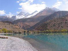 Iskanderkul, Tajikistan