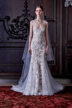 30 Mermaid Cut Wedding Dresses That You Re Going To Love