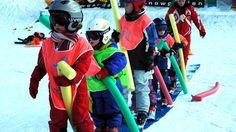 Childrens garden of snows - Switzerland Tourism