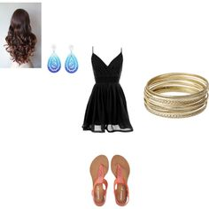 Untitled #23 by saiyabedi on Polyvore featuring Aéropostale, Angélique de Paris and Steve Madden