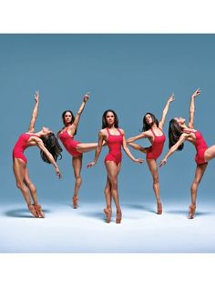 Misty Copeland. Arrive - March/April 2015 - Page 52-53