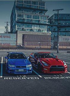 Nissan Gtr R34, Nissan Gtr Skyline, Gtr R35, Street Racing Cars, Japanese Sports Cars, Good Looking Cars, Tuner Cars, Japan Cars, Top Cars