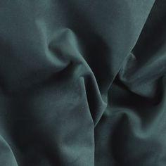 Upholstery velvet petrol - p/m-Stoff & Stil