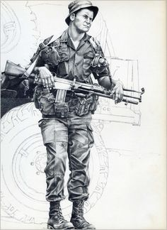 Military Special Forces, Military Police, Military Art, Military History, Army Day, Defence Force, Tactical Survival, Amazing Drawings, African History