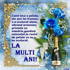 felicitari/iuliapad Happy Birthday Messages, Birthday Wishes, Happy New Year 2020, Creative Photos, Congratulations, Ecards, Blog, Black Art, Anna