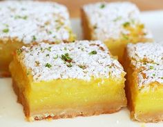 One of my all-time favorite desserts.