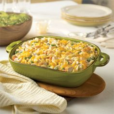 Thanksgiving Recipes | Thanksgiving Leftover Recipe 1 - Wild Rice Turkey Bake