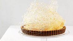 Bruleed Vanilla-Bean Cheesecake