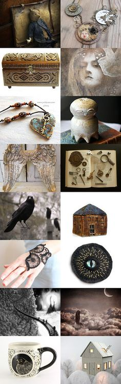 The soul is rusting from waiting.... by Skadia Bojakowska-Radwan on Etsy--Pinned with TreasuryPin.com