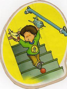 bežať po schodoch