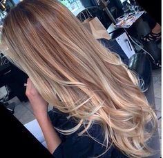 Exact hair color I want next time!