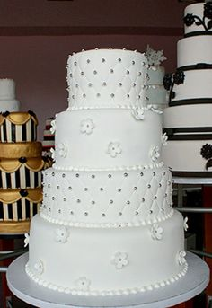 We're paying a little over $400 for this cake. Description from projectwedding.com. I searched for this on bing.com/images