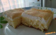 Tvarohový krémeš Cornbread, Ethnic Recipes, Food, Millet Bread, Essen, Meals, Yemek, Corn Bread, Eten