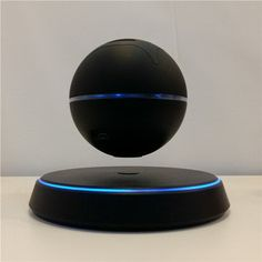 Levitating bluetooth speaker is as awesome to listen to as it is to look at…