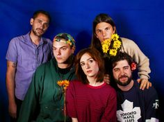 """Lovely Bad Things reveal video for """"Hiding To Nothing"""" from EP Homebodied out on Burger RecordsWithGuitars"""