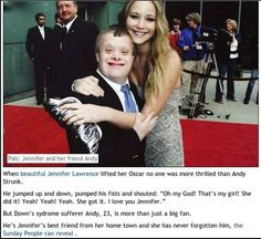 I love her so much. She has the biggest heart!