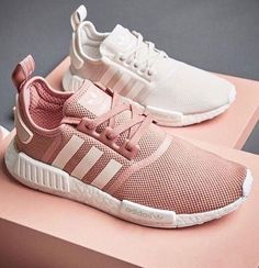 Adidas Women Shoes - Women Adidas Fashion Trending Pink/White Leisure Running Sports Shoes - We reveal the news in sneakers for spring summer 2017 Adidas Shoes Women, Sneakers Adidas, Nike Women, Shoes Sneakers, Women's Shoes, White Sneakers, Sneakers Women, Pink Shoes, Adidas Shirt
