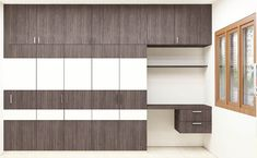 Buy Grape Hyacinth Wardrobe with Laminate Finish online in Bangalore. Shop now for modern & contemporary Bedroom designs online. COD & EMI available.