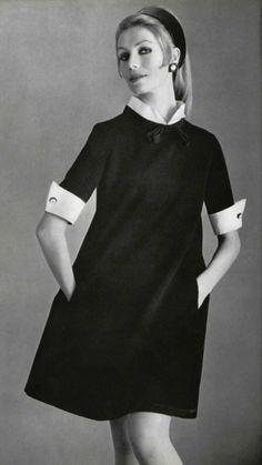 1967 Yves Saint Laurent More