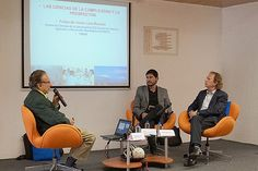 Conferencia: Complejidad y Prospectiva, Dr. Felipe Lara, Dr. Rafael Pérez-Taylor y Lic. Eric Aguilar. Seminario: Visiones sobre Mediación Tecnológica en Educación, 13 de junio de 2016.