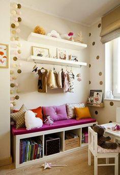 Leggere ai bambini n. 1 - Creare un angolo lettura per bambini in cameretta o in salotto - 03
