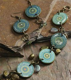 Ocean Blue Jewelry  - just the right color
