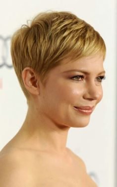 Pixie Hairstyles 21 Lovely Pixie Haircuts Perfect For Round Faces Short Hair Styles