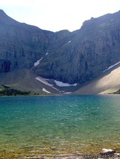 My most challenging hike every I think - Crypt Lake in Waterton Lakes National Park in Alberta, Canada.  You take a boat across the lake from Prince of Wales to start it.