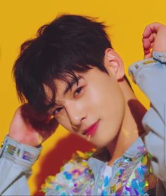 Love you with all my heart. Asian Actors, Korean Actors, Kpop, Cha Eunwoo Astro, Astro Wallpaper, Lee Dong Min, Sanha, Asian Boys, Boyfriend Material