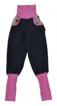 """Cooler Stoff - """"Sara"""" Jeans Pumphose mit Taschen"""