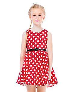 Amazon.com  Ephex Toddler Girls  Sleeveless Vintage Print Floral Party Dress   Clothing 6cf70018ab1d
