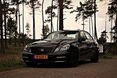 Mercedes E63 AMG W212.